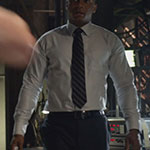 John Diggle's White Dress Shirt