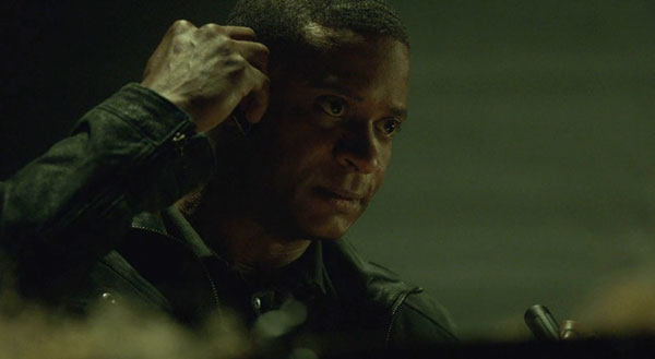 John Diggle Black Jacket