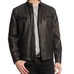 Kenneth Cole Moto Jacket