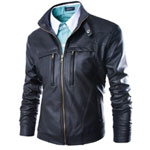Neleus Zipper Jacket