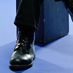 The Ninth Doctor's Boots