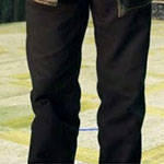 The Ninth Doctor's Pants