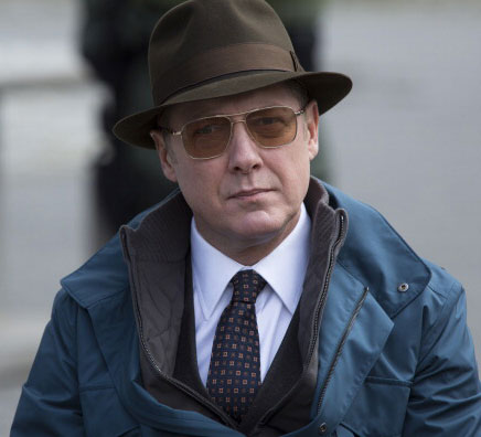 Raymond Reddington The Blacklist
