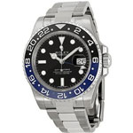 Rolex Black Dial Watch