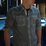 Roy Harper Denim Snap Shirt