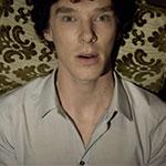 Sherlock Holmes Dress Shirt