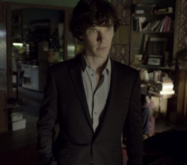 BBC Sherlock Holmes Suit