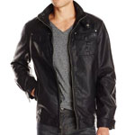 Sportier Leather Jacket