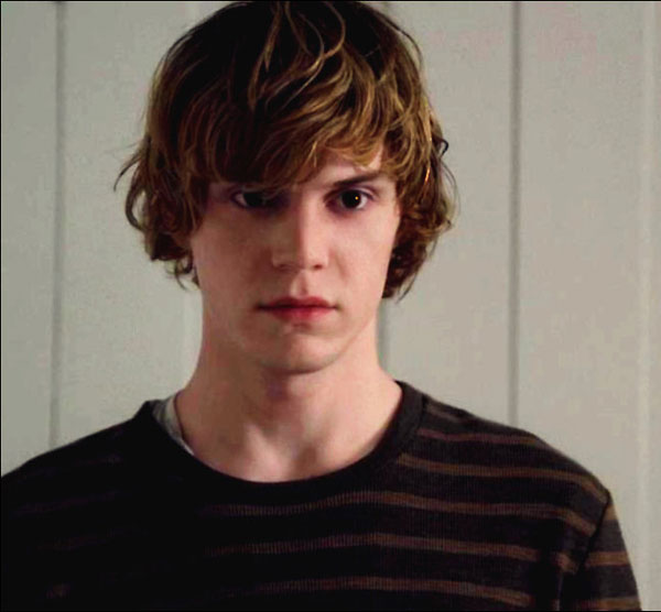 Tate Langdon Striped Shirt