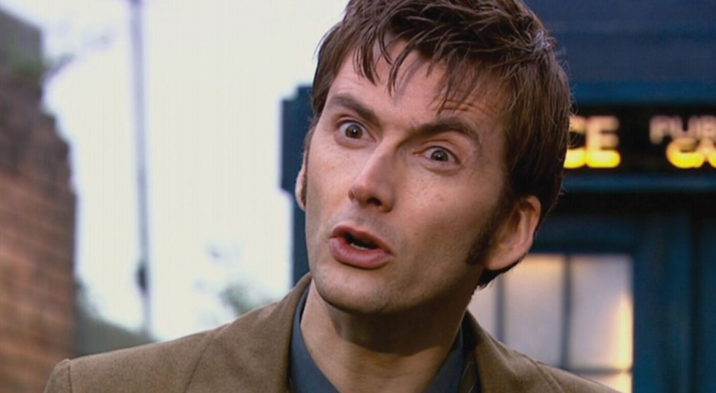Doctor Who Tenth Doctor