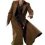 Tenth Doctor's Jacket