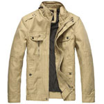 WantDo Khaki Jacket