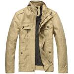 WantDo Khaki Jacket