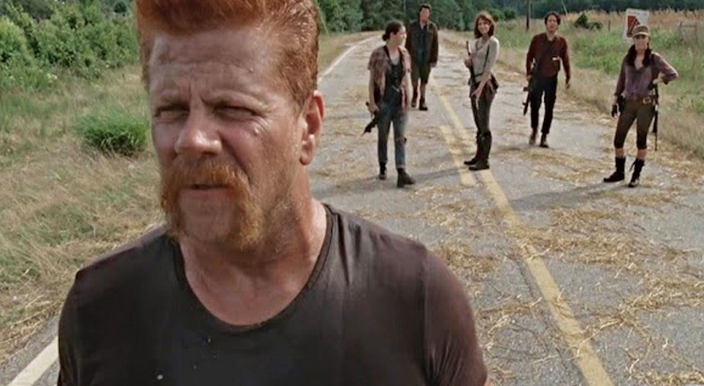 Abraham Ford The Walking Dead