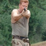 Abraham Ford's Gray Shirt