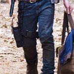 Carl Grimes Blue Jeans