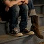 Carl Grimes Converse Sneakers