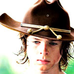 Carl Grimes Sheriff Hat