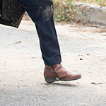 Carol Peletier's Brown Boots