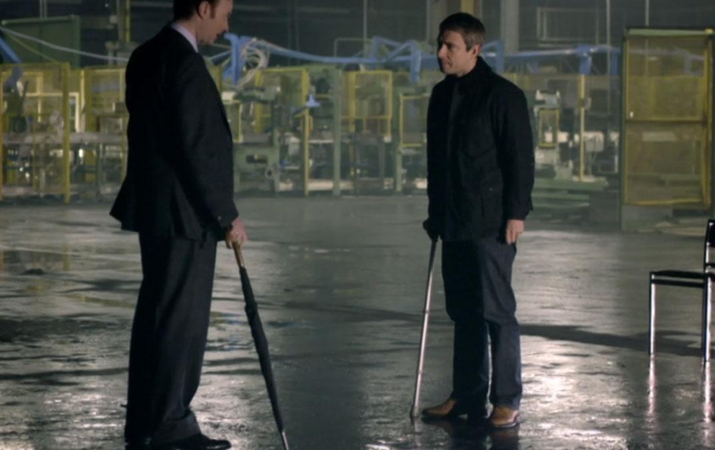 Dr. John Watson BBCs Sherlock