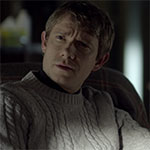 John Watson Cable Knit Sweater