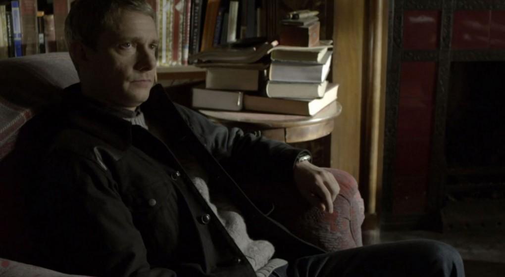 John Watson BBCs Sherlock