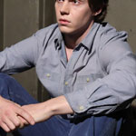 Kit Walker Light Blue Work Shirt