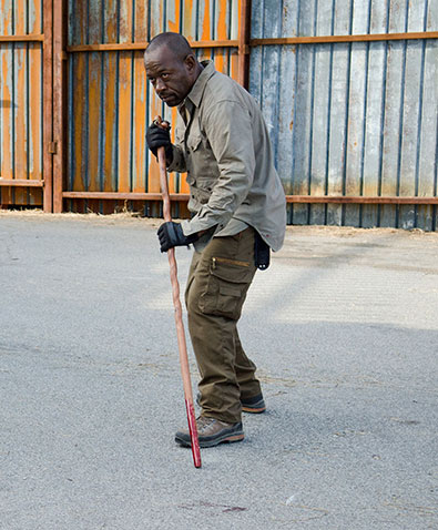 Morgan Jones The Walking Dead