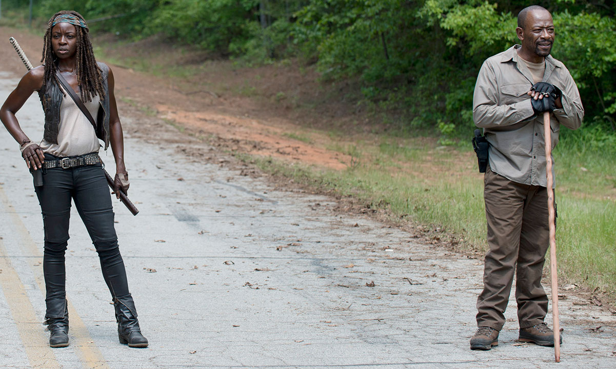 All The Wrong Reasons Blkgurlsmuse The Walking Dead