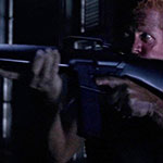 Abraham Ford's M16 Rifle