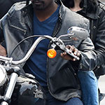 Luke Cage Classic Touring Motorcycle Jacket