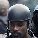 Luke Cage Motorcycle Helmet