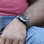 Luke Cage Wrist Watch
