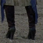 Misty Day's boots