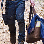 Carl Grimes Diaper Bag