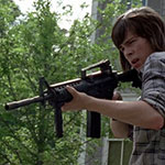 Carl Grimes M4A1 Rifle