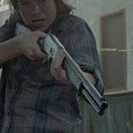 Carl Grimes Martin Shotgun