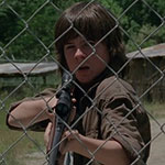 Carl Grimes Remington Rifle