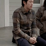 Glenn Rhee Flannel Jacket