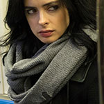 Jessica Jones Gray Scarf
