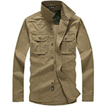 QZ Unique Khaki Jacket