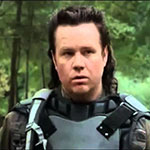Eugene Porter Riot Gear Chest Protector