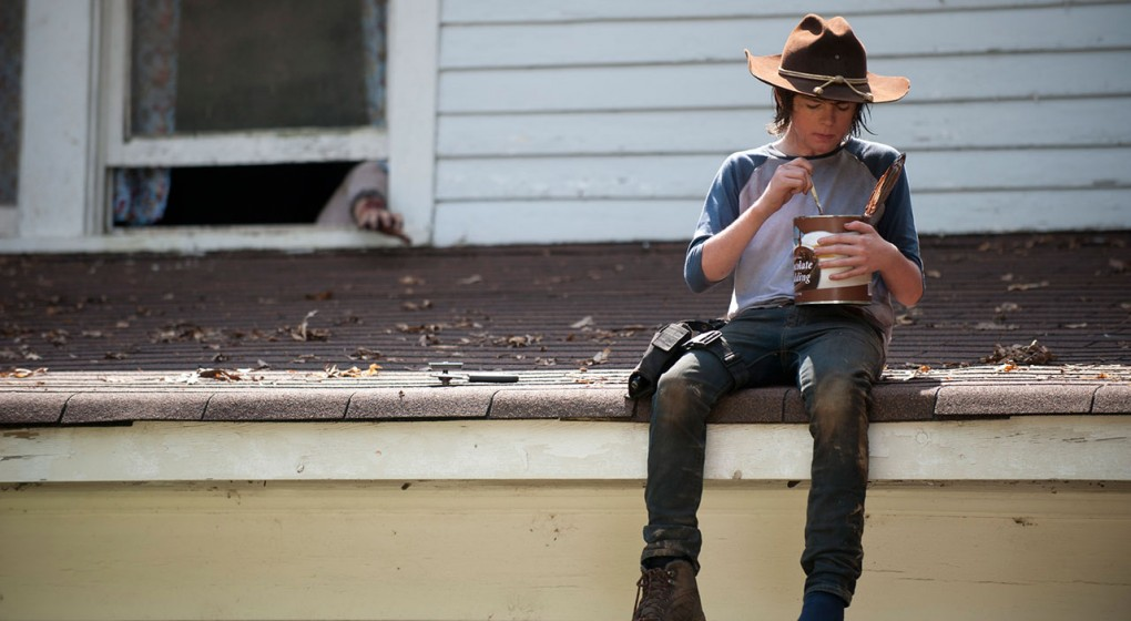 The Walking Dead Carl Grimes Pudding