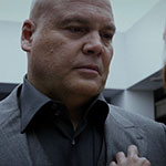 Wilson Fisk Gray Suit Jacket