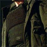 The Punisher 5.11 Tactec Plate Carrier