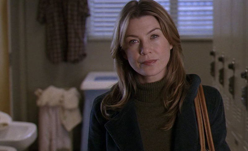 Grey's Anatomy Meredith Grey Black Jacket