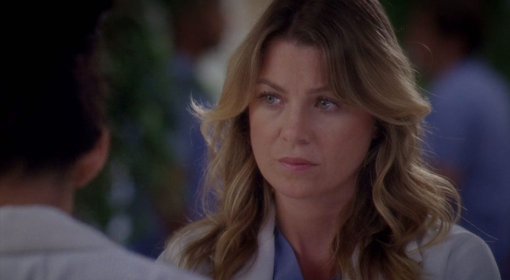 Grey's Anatomy Meredith Grey