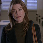 Meredith Grey black jacket