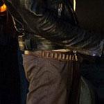 Negan Brown Cartridge Belt