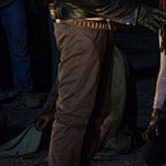 Negan Gray Pants
